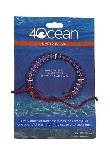 4Ocean Bracelet Over Fishing