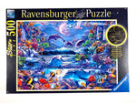 Magical Moonlight 500 piece puzzle