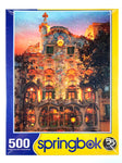 Batillo House 500 piece puzzle