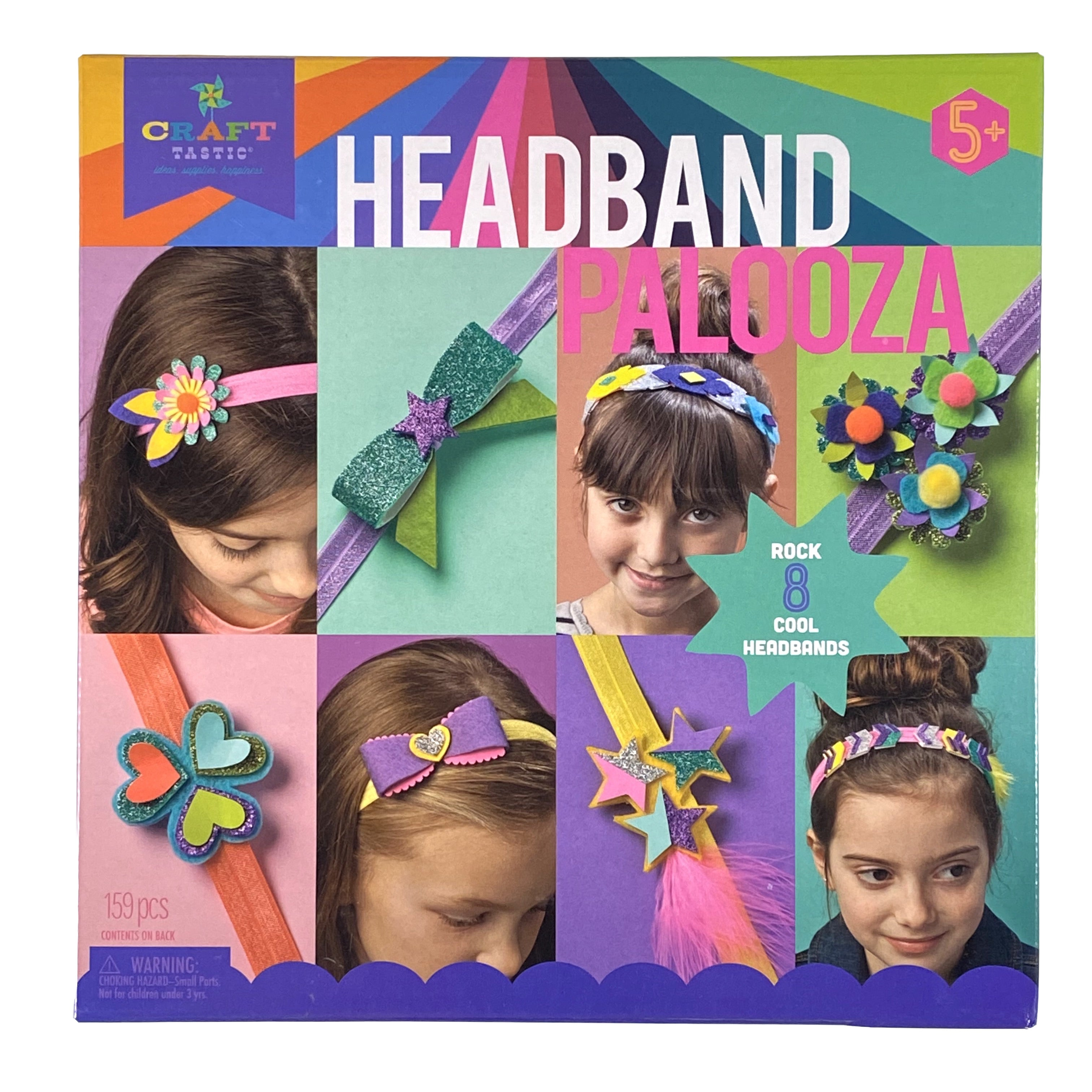 DIY Headband Palooza