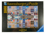 Honfleur Reflection 1000 piece puzzle