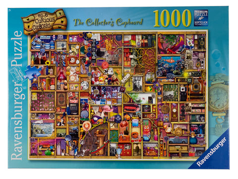 Collectors Cupboard 1000 piece puzzle
