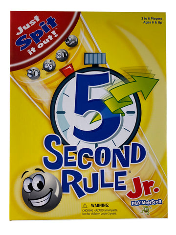 5 Second Rule Junior