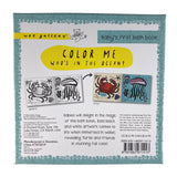 Color Me - Who's in the Ocean? Bath Book