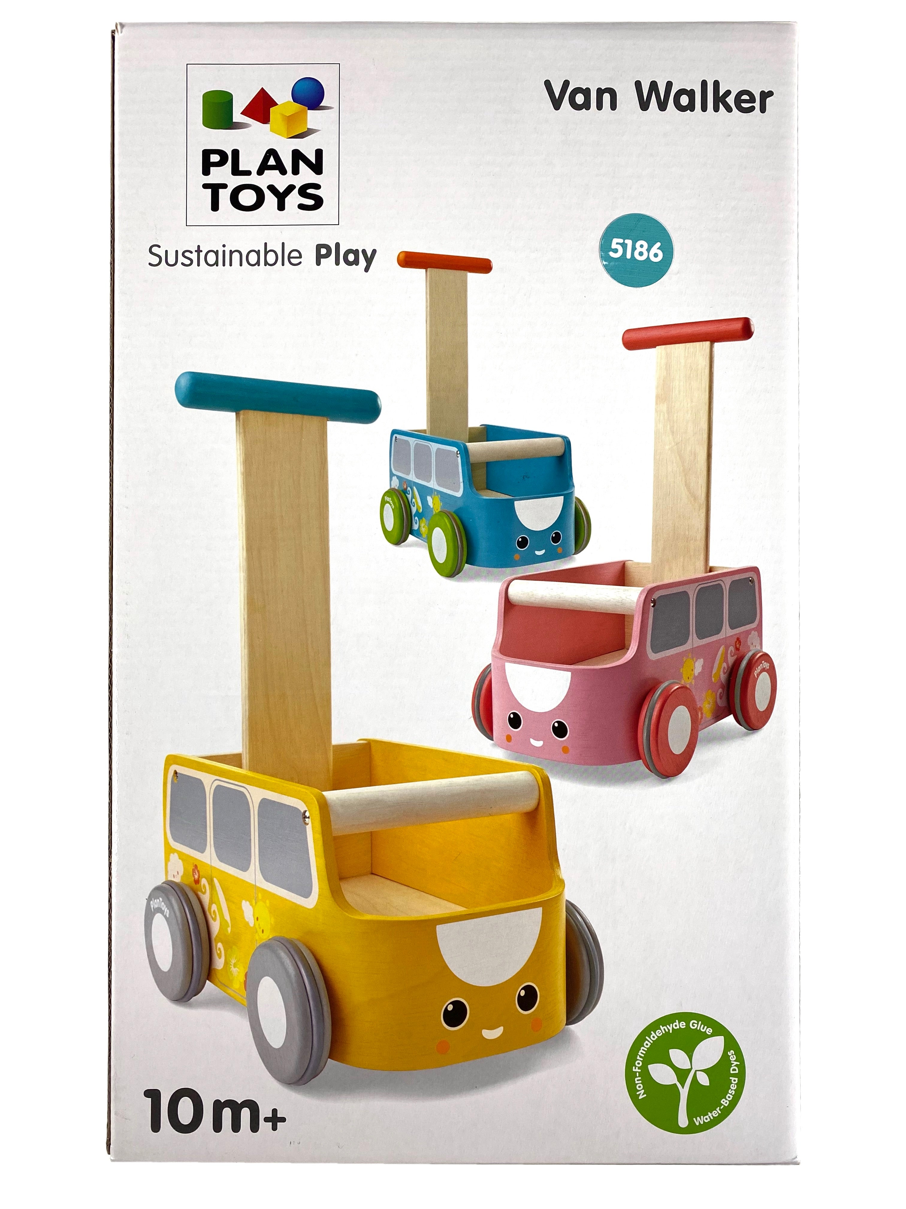 Plan Toys Van Walker