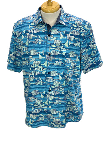 Tommy Bahama Blue Fish Bay