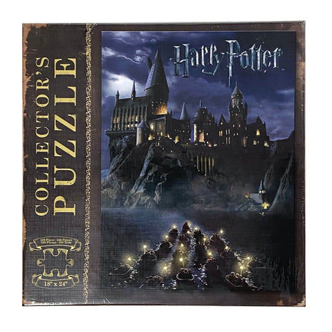 Harry Potter World Of Hogwarts 550 Piece Puzzle