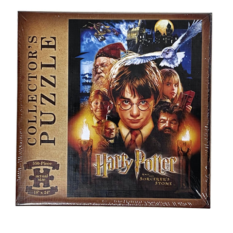 Harry Potter Sorcerer's Stone 550 Piece Puzzle
