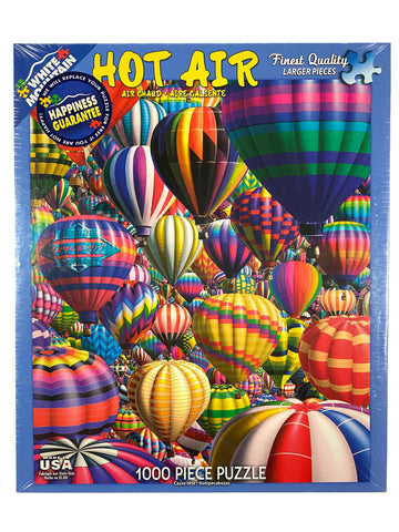 Hot Air 1000 piece puzzle