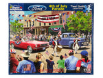 4th of July Parade 1000 piece puzzle