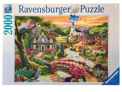 Enchanted Valley 2000 Piece Puzzle