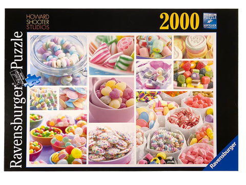 Sweets 2000 Piece Puzzle