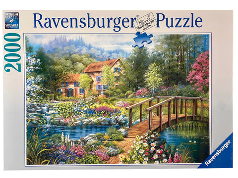 Shades Of Summer 2000 Piece Puzzle