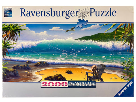 Cast Away 2000 Piece Panorama Puzzle