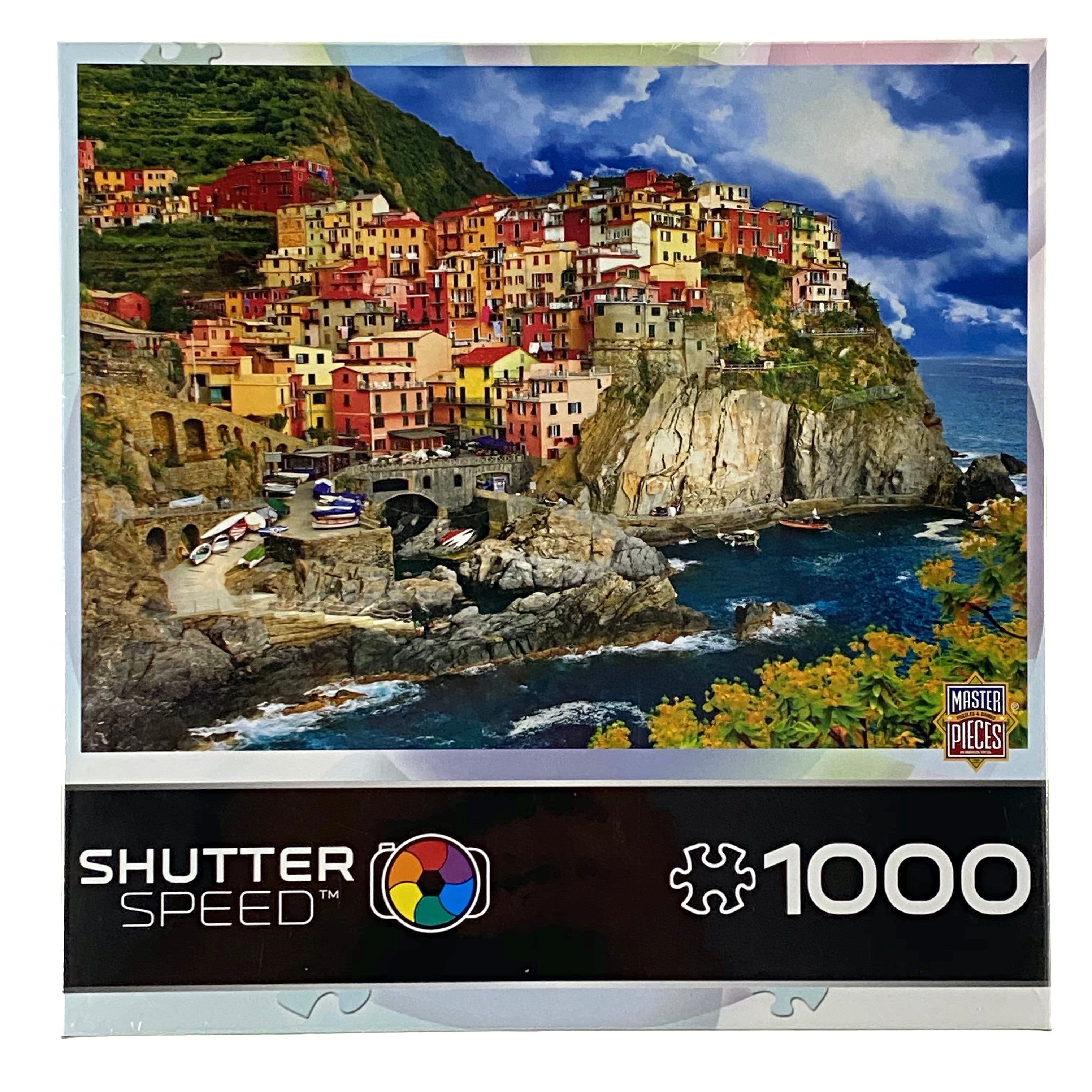 Edge Of The World 1000 Piece Puzzle