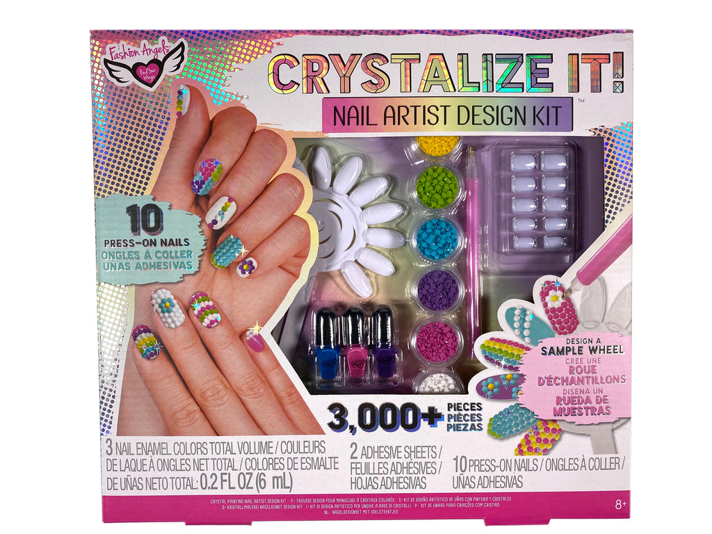 Crystalize It Nail Artist Design Kit Bird In Hand