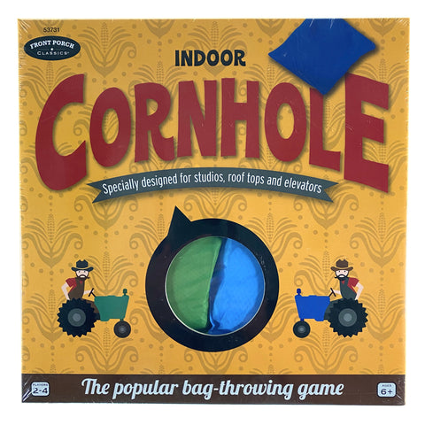 Indoor Cornhole Game