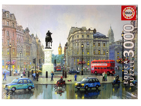 London Charing Cross 3000 Piece Puzzle
