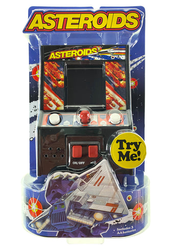 Classic Arcade Game - Asteroids
