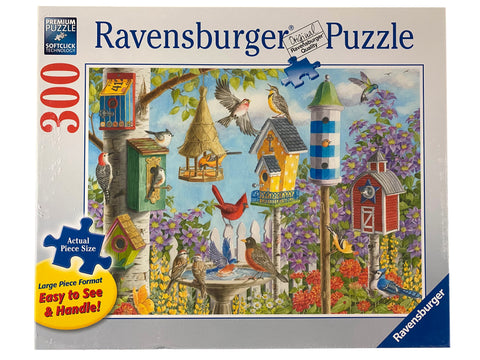 Home Tweet Home large format 300 piece puzzle