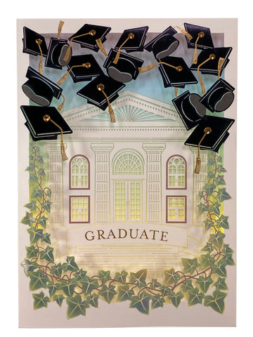 Mortarboard Ivy House