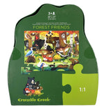 Forest Friends 36 Piece Floor Puzzle