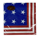 Star Spangled Paper Cocktail Napkins
