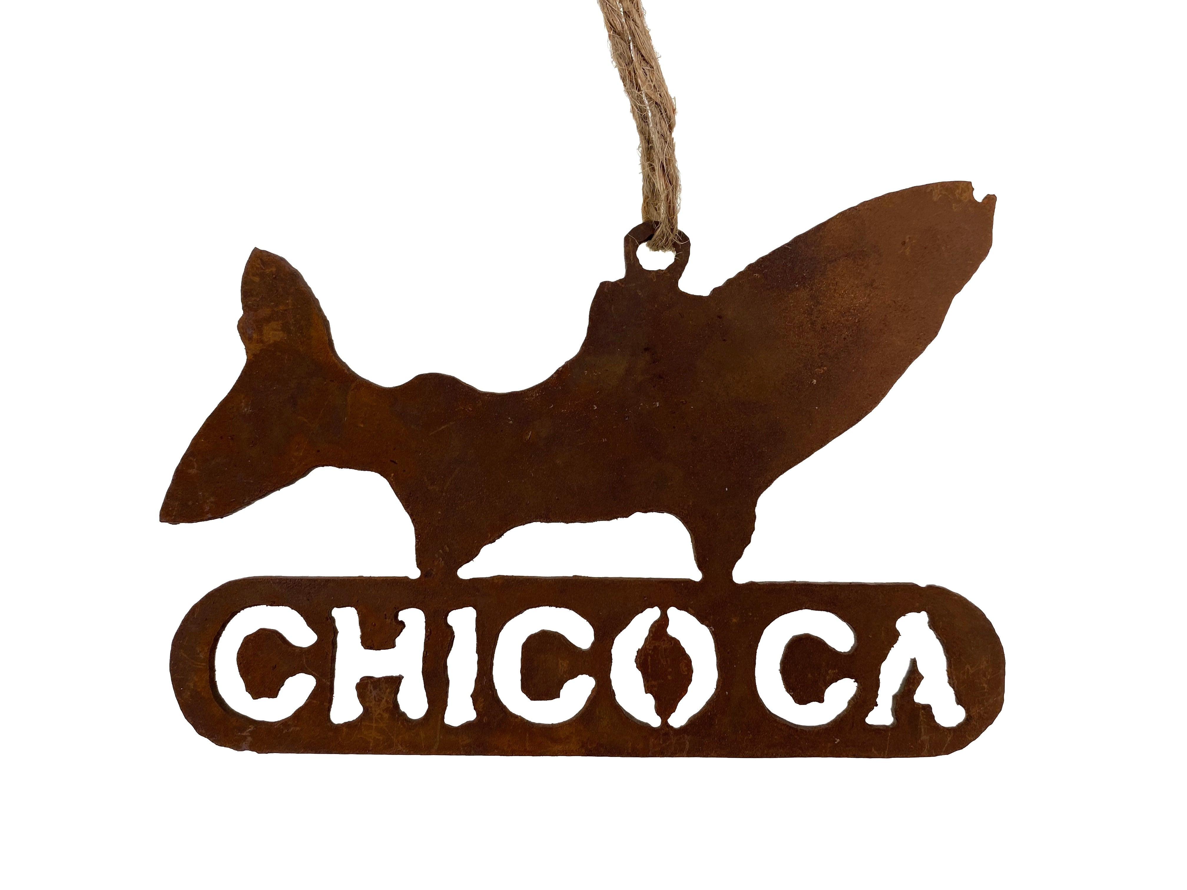 Chico Ornament - Trout
