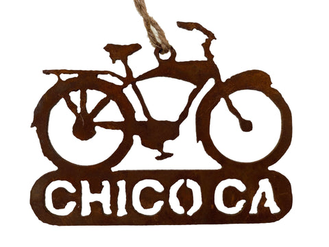 Chico Ornament - Bike