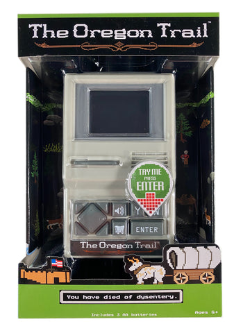 Electronic The Oregon Trail