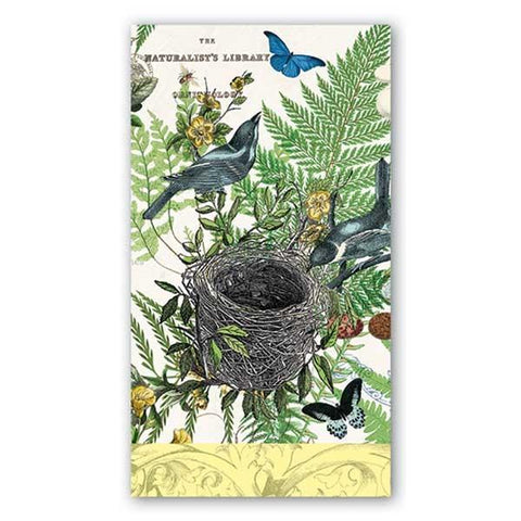 Into the Woods Hostess Napkins by Michel Design Works