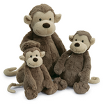 Jellycat Bashful Monkey - Huge