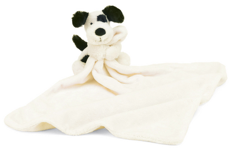 Jellycat Bashful Puppy Soother