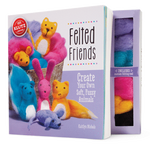 Klutz: Felted Friends