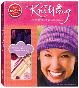 Klutz: Knitting: Learn to Knit Six Great Projects