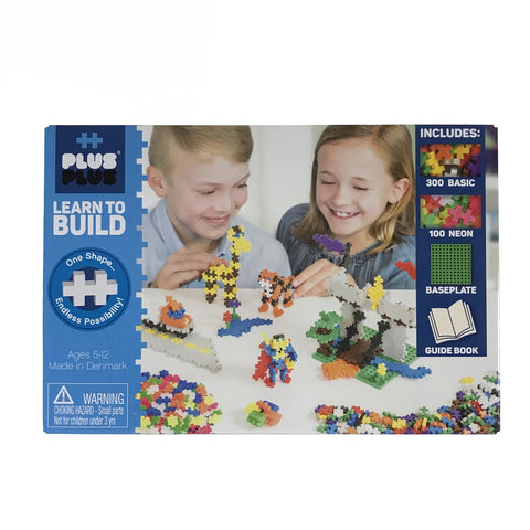 Learn to Build Basic Set 400 pieces