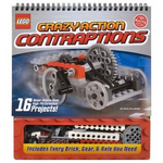 Lego Crazy Action Contraptions by Klutz