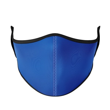 Kids Mask Ages 3-7 - Solid Royal