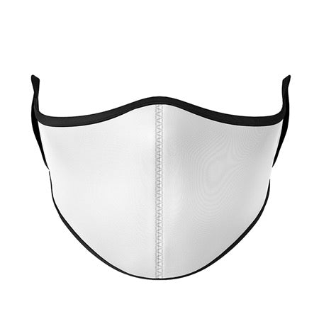 Kids Mask Ages 3-7 - Solid White