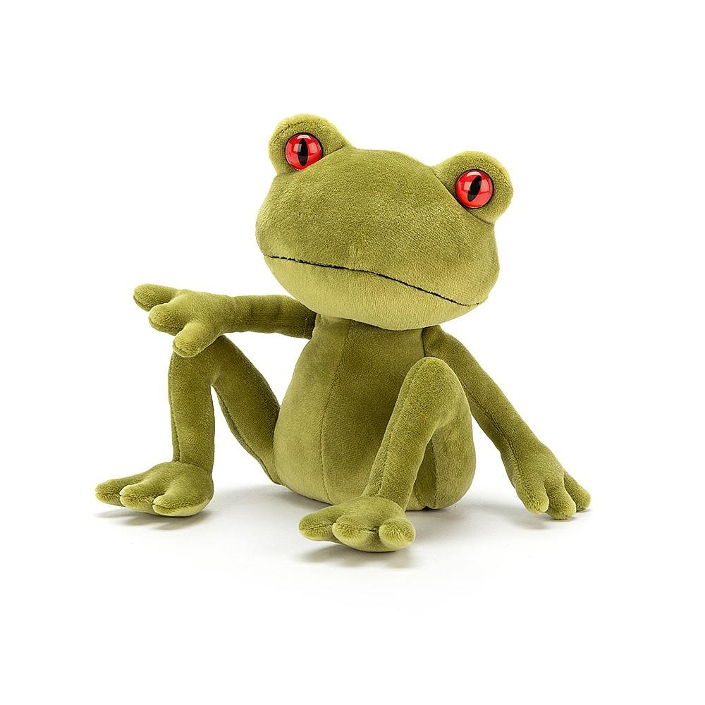 Jellycat Tad Tree Frog - Medium