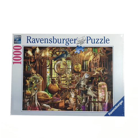 Merlins Laboratory 1000 piece puzzle
