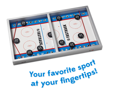 NHL® Fastrack by Blue Orange Games