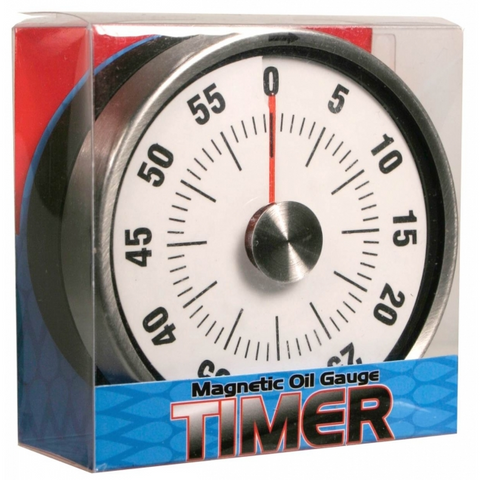 Oil Gauge Kitchen Timer
