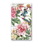Peony Hostess Napkins by Michel Design Works