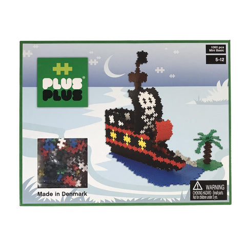 Pirate Ship 1060 piece set