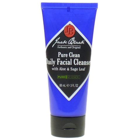 Pure Clean Daily Facial Cleanser by Jack Black