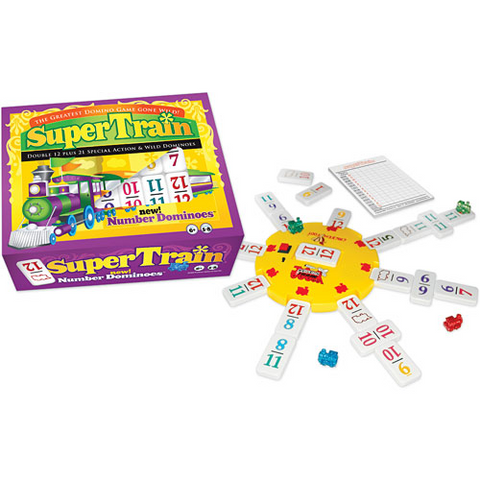 Puremco SuperTrain Dominoes