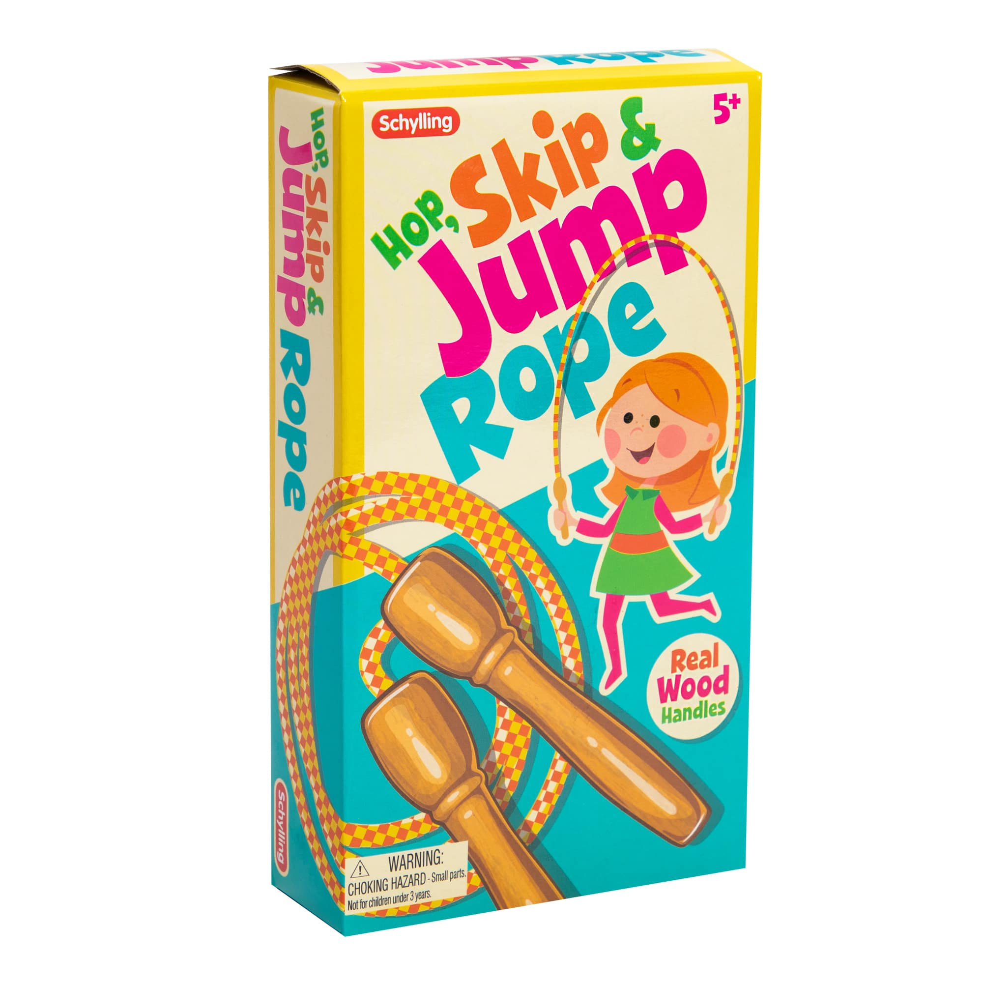 Hop Skip and Jump Rope