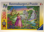 Ravensburger Princess with Horse 200 piece puzzle