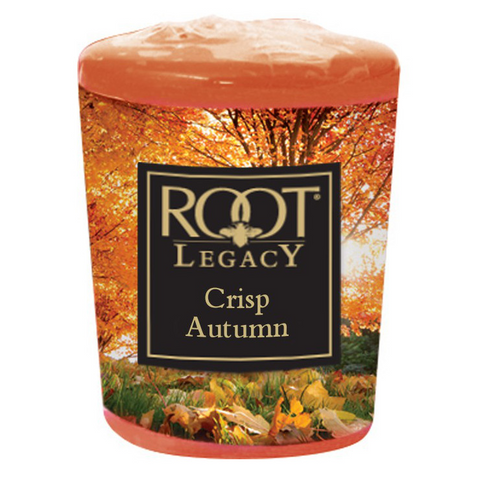Root Candles - Crisp Autumn Votive